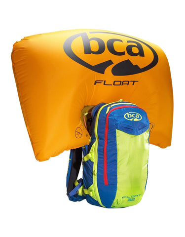 Image of BCA Float 32 Avalanche Airbag Backpack-Blue-aussieskier.com