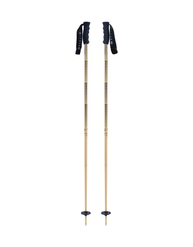 Black Crows Firmo Ski Poles-110cm-Gold-aussieskier.com