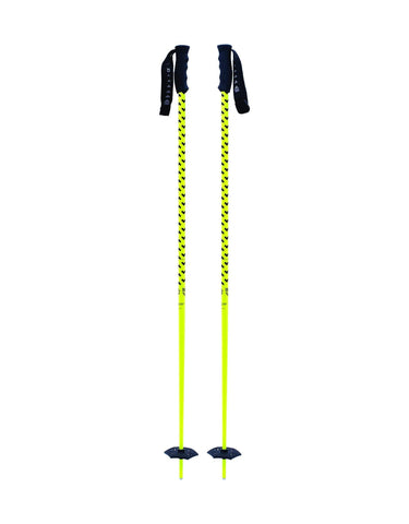 Image of Black Crows Meta Ski Poles-110cm-Yellow-aussieskier.com