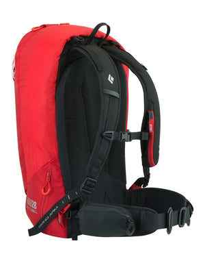 Black Diamond Halo 28 Jetforce Avalanche Airbag Backpack