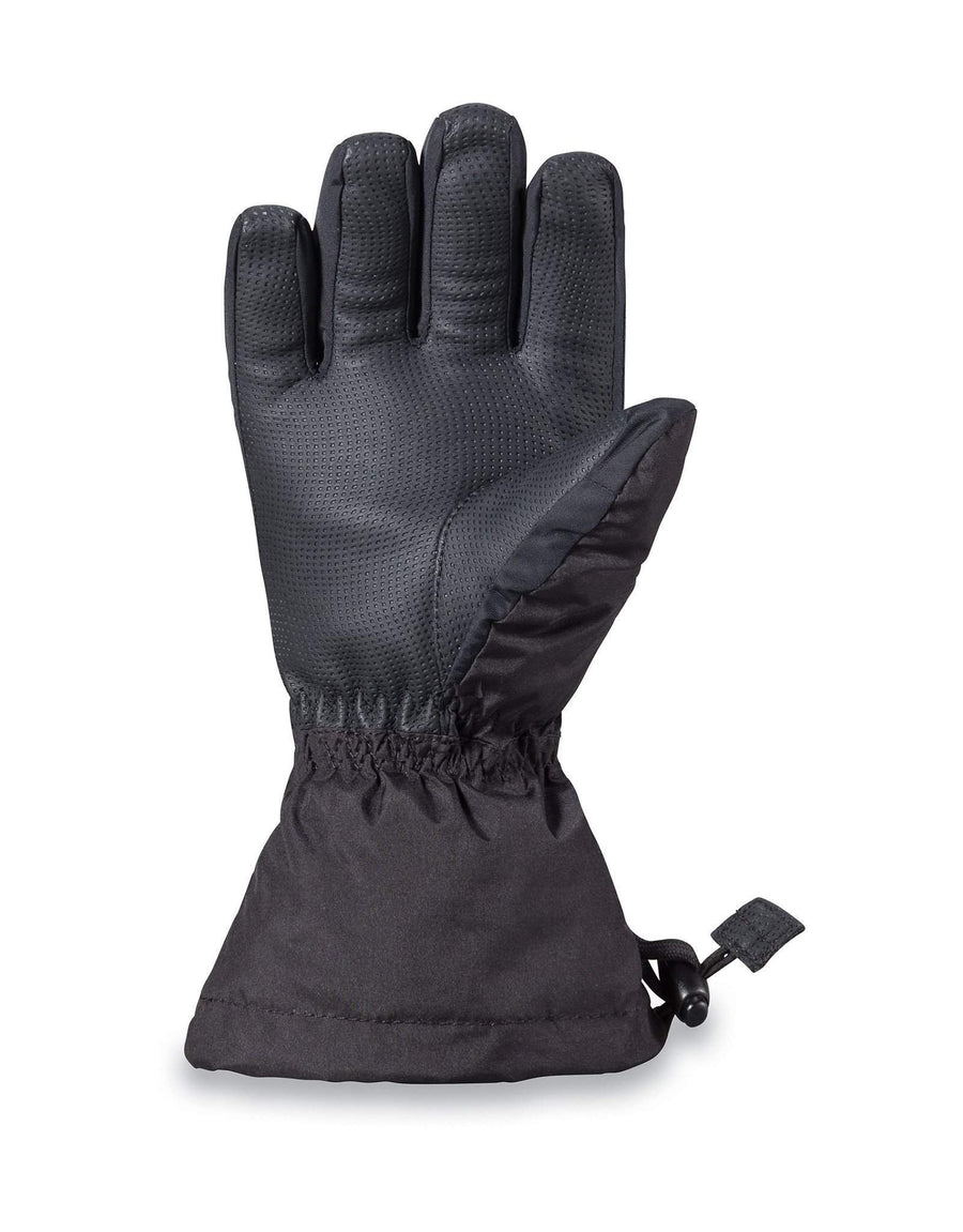 Dakine Avenger Kids Gloves-Small-Black-aussieskier.com