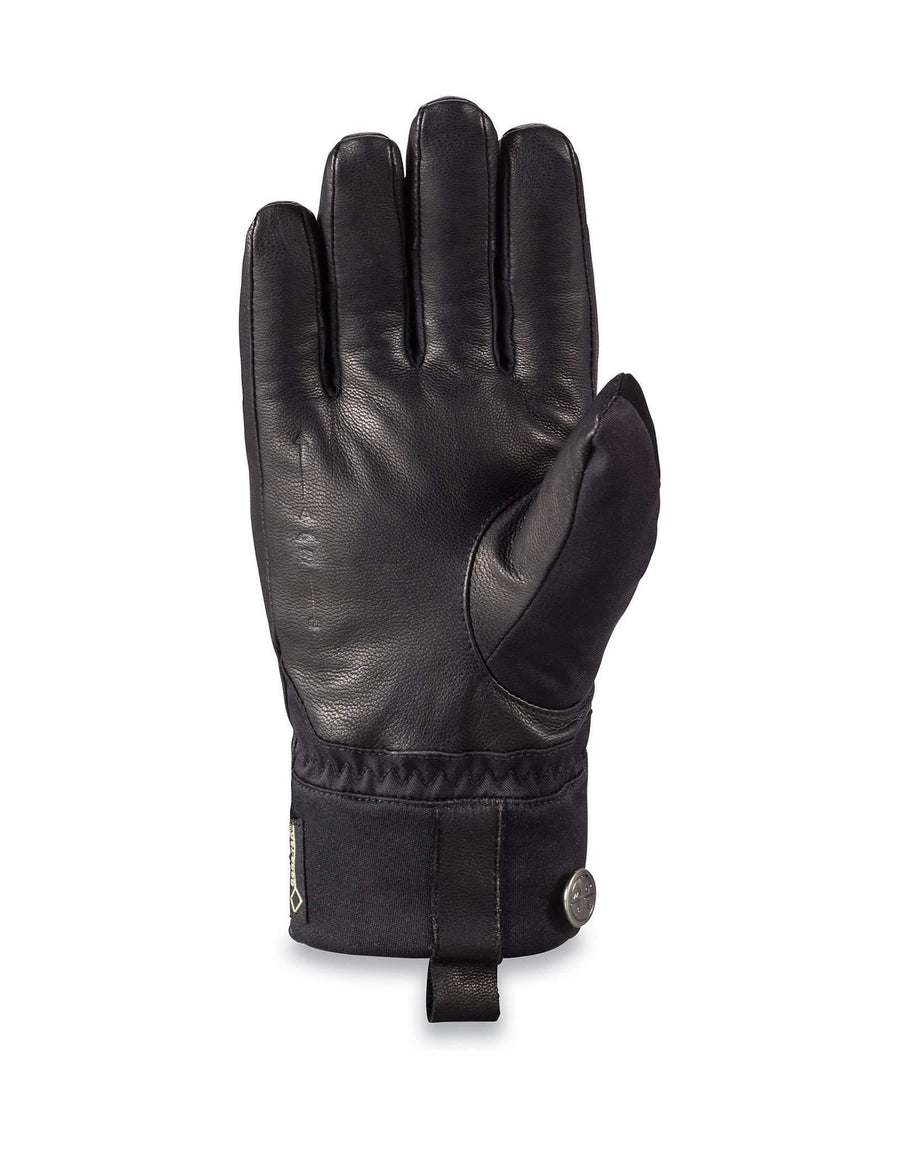Dakine Highlander Womens Gloves-Small-Black-aussieskier.com