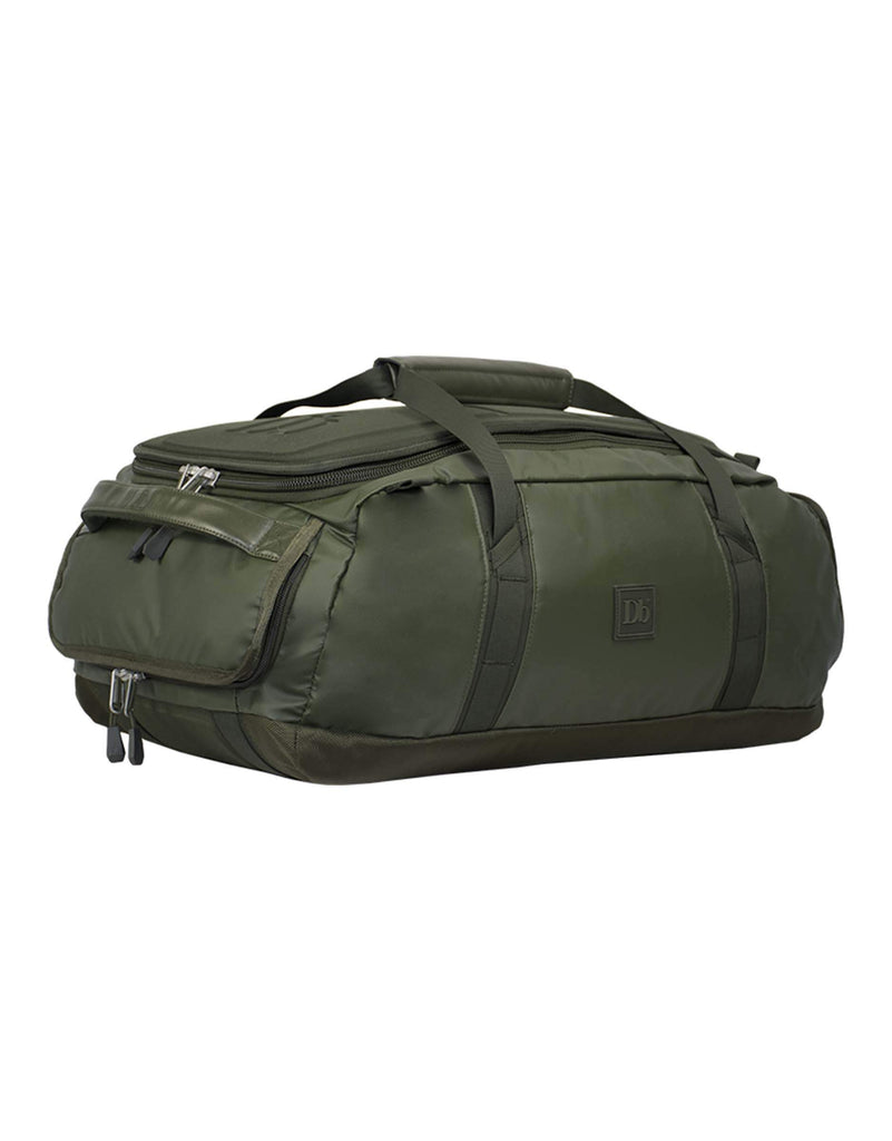 Douchebags Carryall 65L Duffel Bag-Pine Green-aussieskier.com
