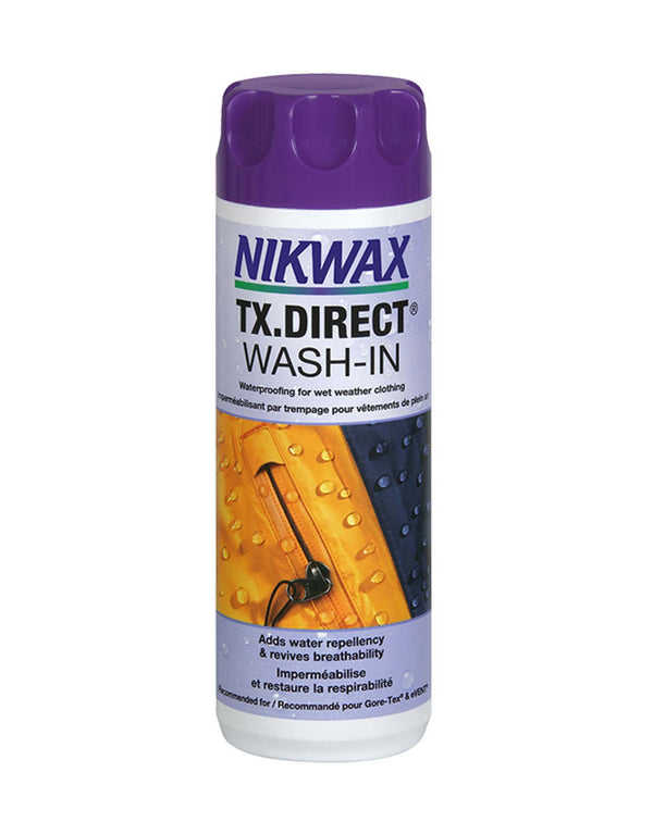 Nikwax TX Direct Wash-In Waterproofer - 300ml