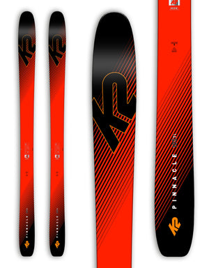 K2 Pinnacle 105 Ti Skis 2019-aussieskier.com