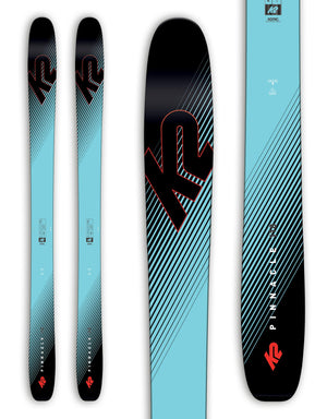K2 Pinnacle 118 Powder Skis 2019-177cm-aussieskier.com