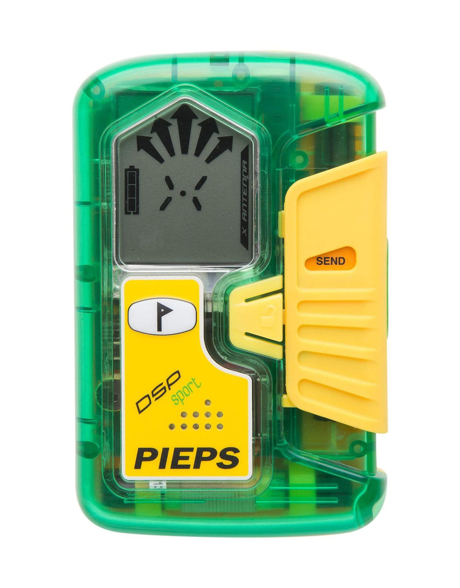 Pieps DSP Sport Set - Beacon, Probe and Shovel-aussieskier.com