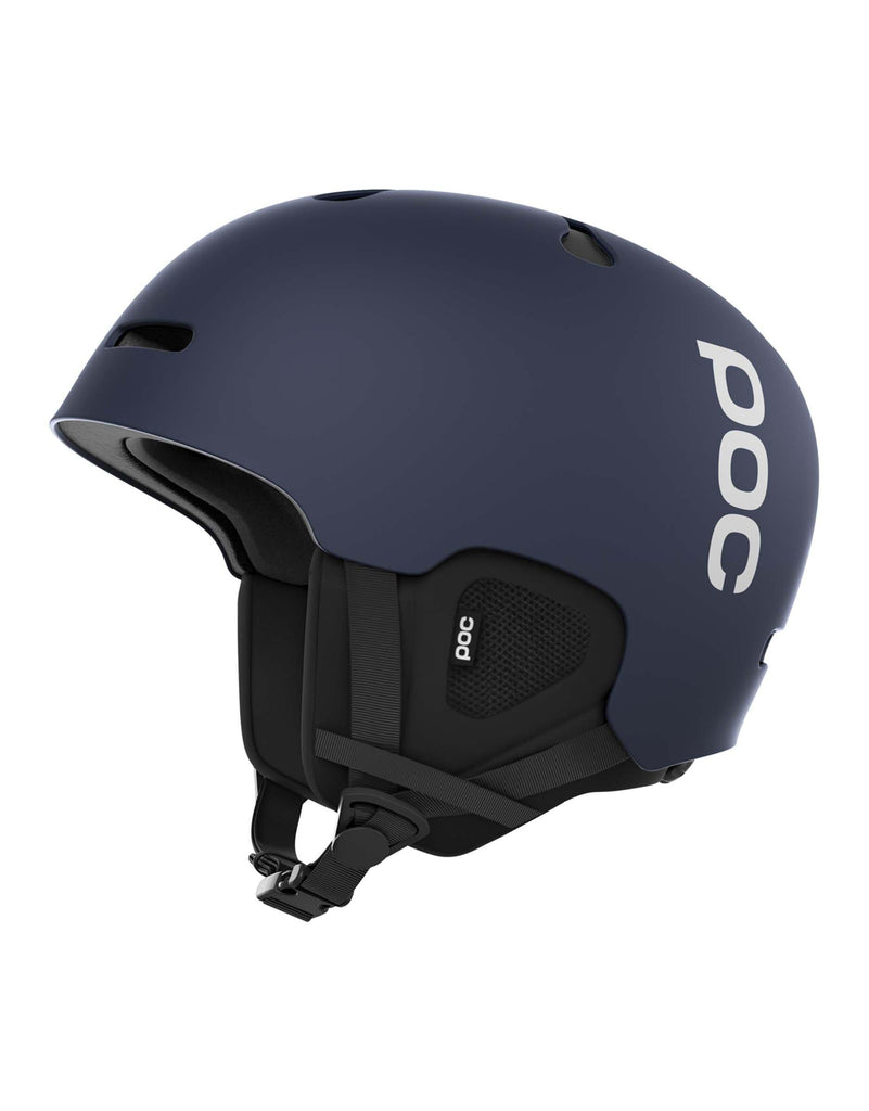 POC Auric Cut Ski Helmet-Medium / Large-Lead Blue-aussieskier.com