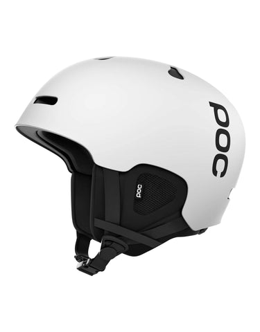 Image of POC Auric Cut Ski Helmet-Medium / Large-Matte White-aussieskier.com