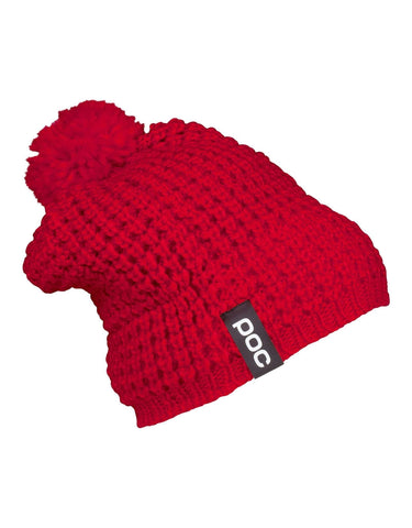 Image of POC Color Beanie-Bohrium Red-aussieskier.com