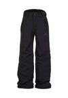 Rip Curl Base Junior Ski Pants-2-Jet Black-aussieskier.com