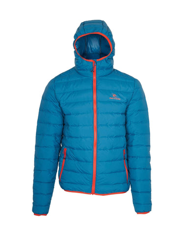 Rip Curl Hi-Down Puffer Jacket-X Small-Ink Blue-aussieskier.com