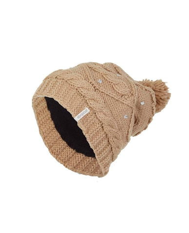 Rip Curl Neottie Womens Beanie-Travertine-aussieskier.com