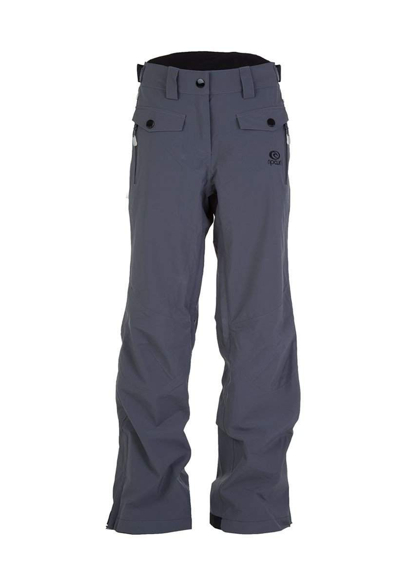 Rip Curl Search Gum Womens Ski Pants-X Small-Iron Gate-aussieskier.com