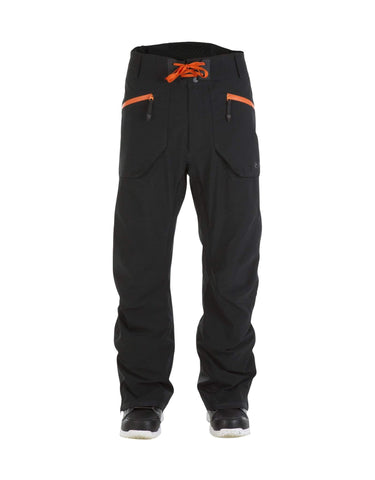 Image of Rip Curl VDLR Ultimate Gum Ski Pants-X Large-Black-aussieskier.com