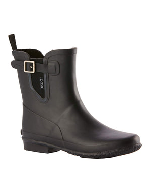 Rojo Easy Gum Womens Boots-37-True Black-aussieskier.com