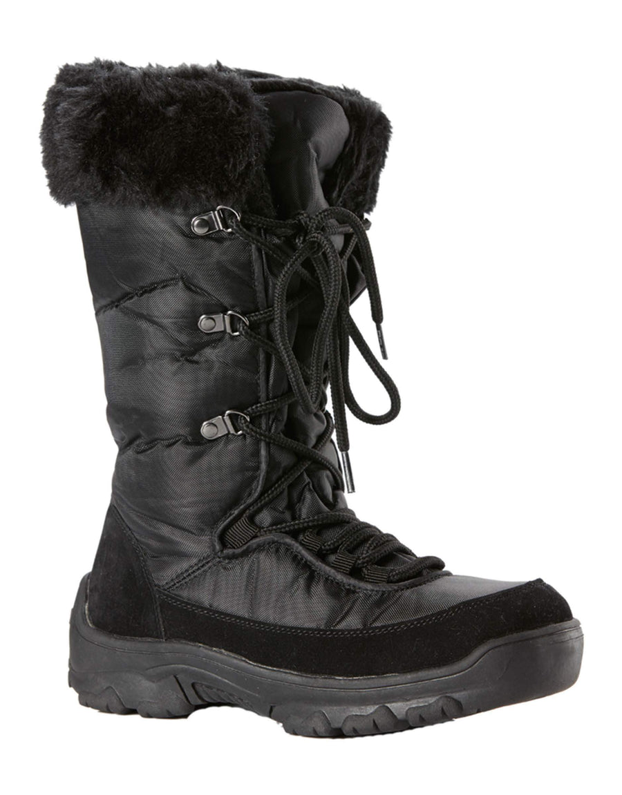 Rojo Out of Bounds Girls Boots-34-True Black-aussieskier.com