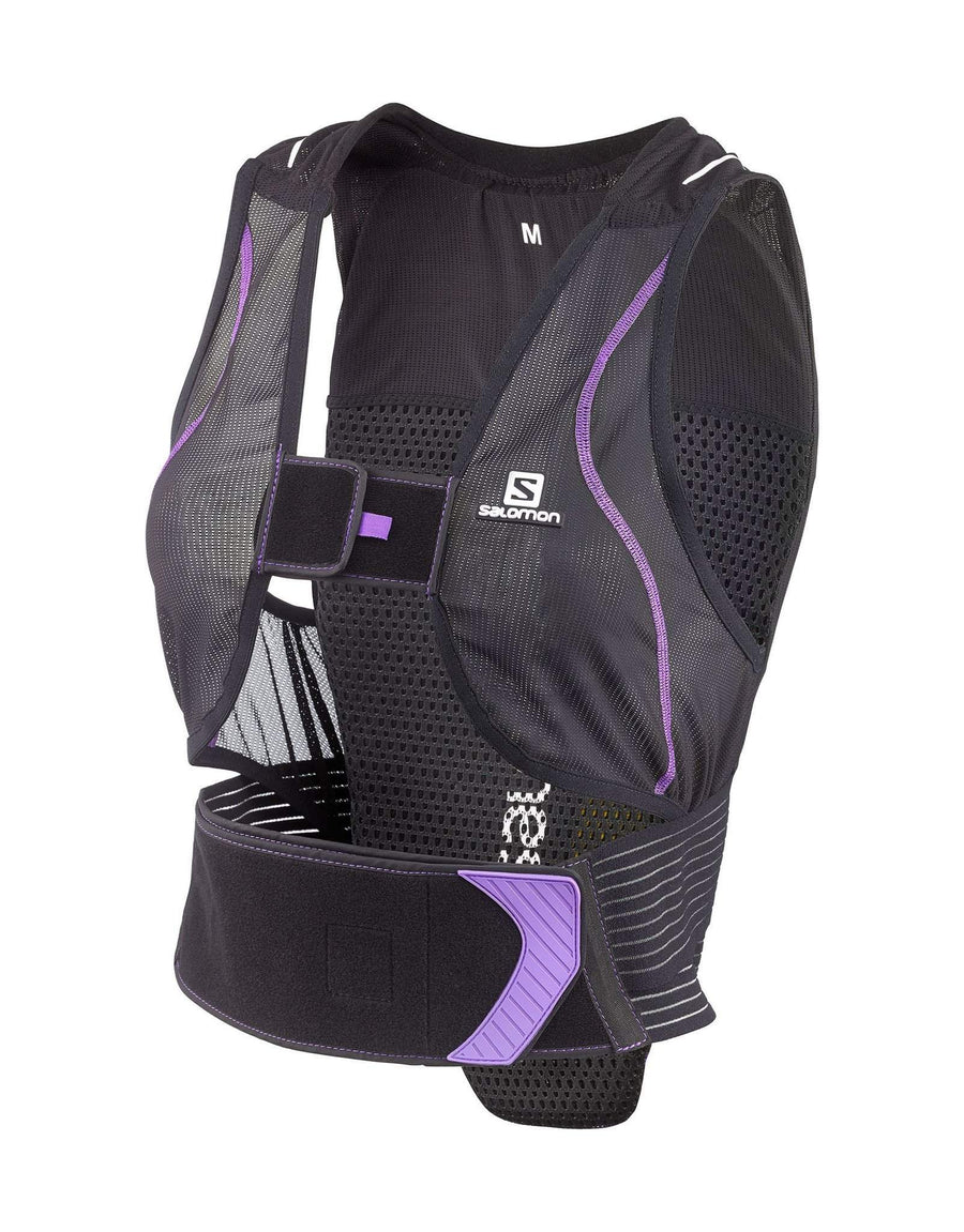Salomon Flexcell Womens Back Protector-X Small-aussieskier.com