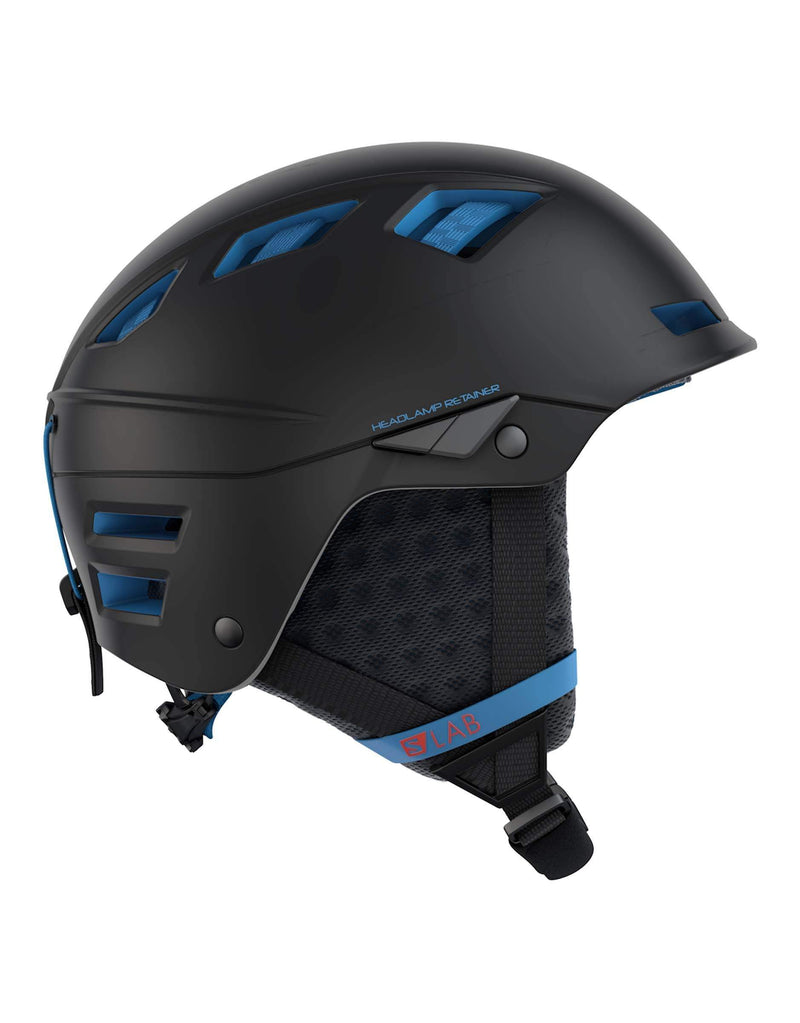 Salomon MTN Lab Ski Helmet-Medium-Black-aussieskier.com