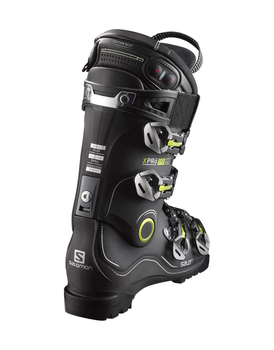 Salomon X Pro 110 Custom Heat Ski Boots