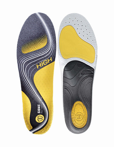 Image of Sidas 3Feet Active High Prefabricated Insoles-aussieskier.com