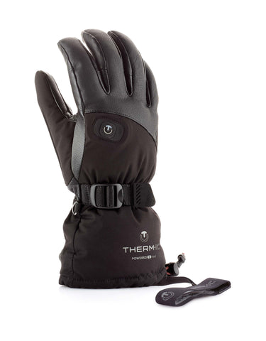 Image of Therm-ic Womens Heated Powergloves-aussieskier.com