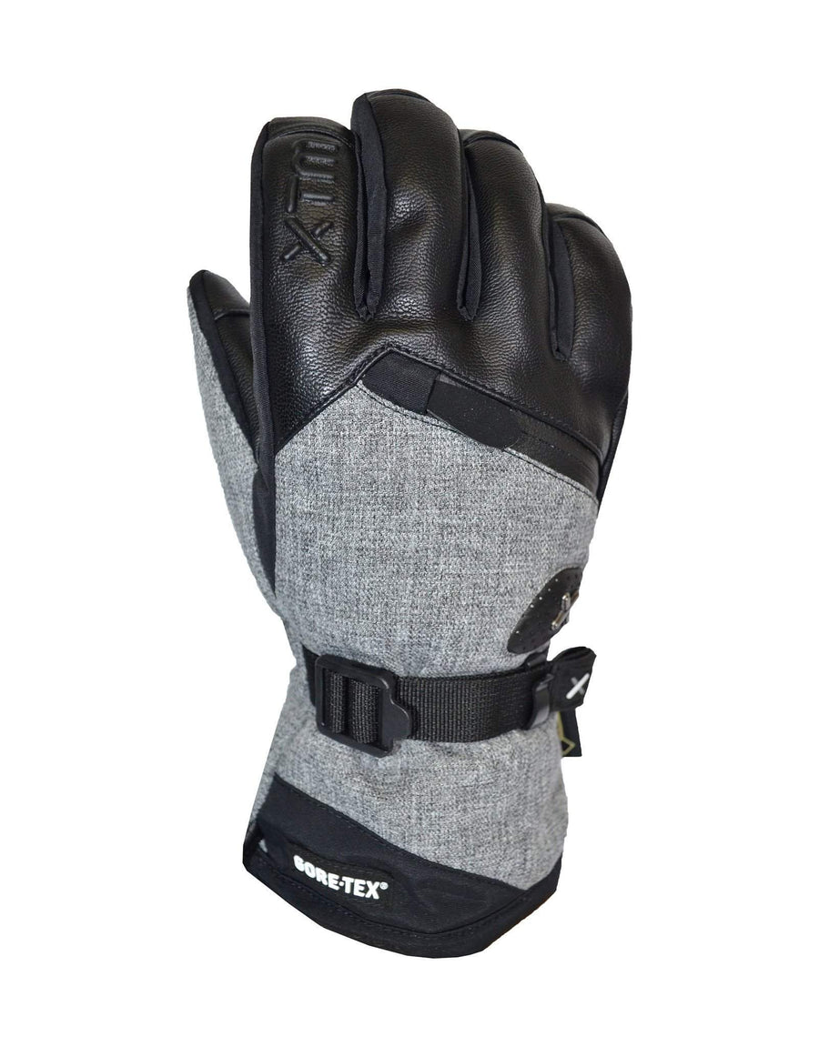 XTM Anton Gloves-Medium-Black-aussieskier.com
