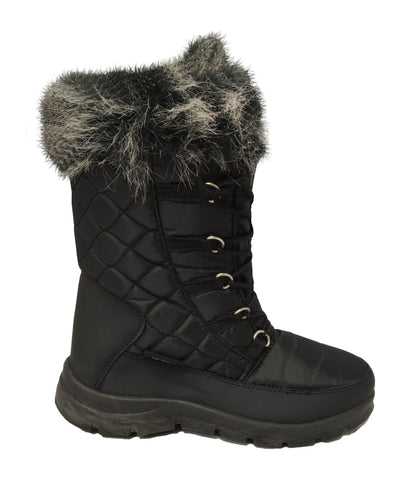 Image of XTM Inessa Womens Apres Boot-37-Black-aussieskier.com