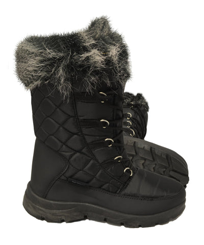 Image of XTM Inessa Womens Apres Boot-36-Black-aussieskier.com