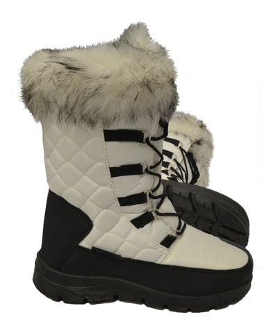 Image of XTM Inessa Womens Apres Boot-37-White-aussieskier.com