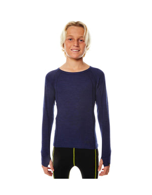 XTM Kids Merino Crew Neck Thermal Top