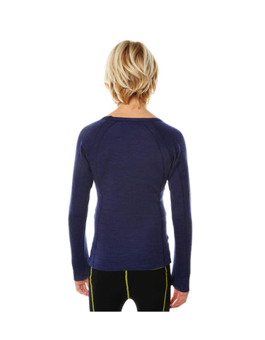 XTM Kids Merino Crew Neck Thermal Top-aussieskier.com