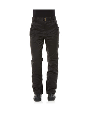 XTM Ruby Womens Ski Pants-8-Black-aussieskier.com