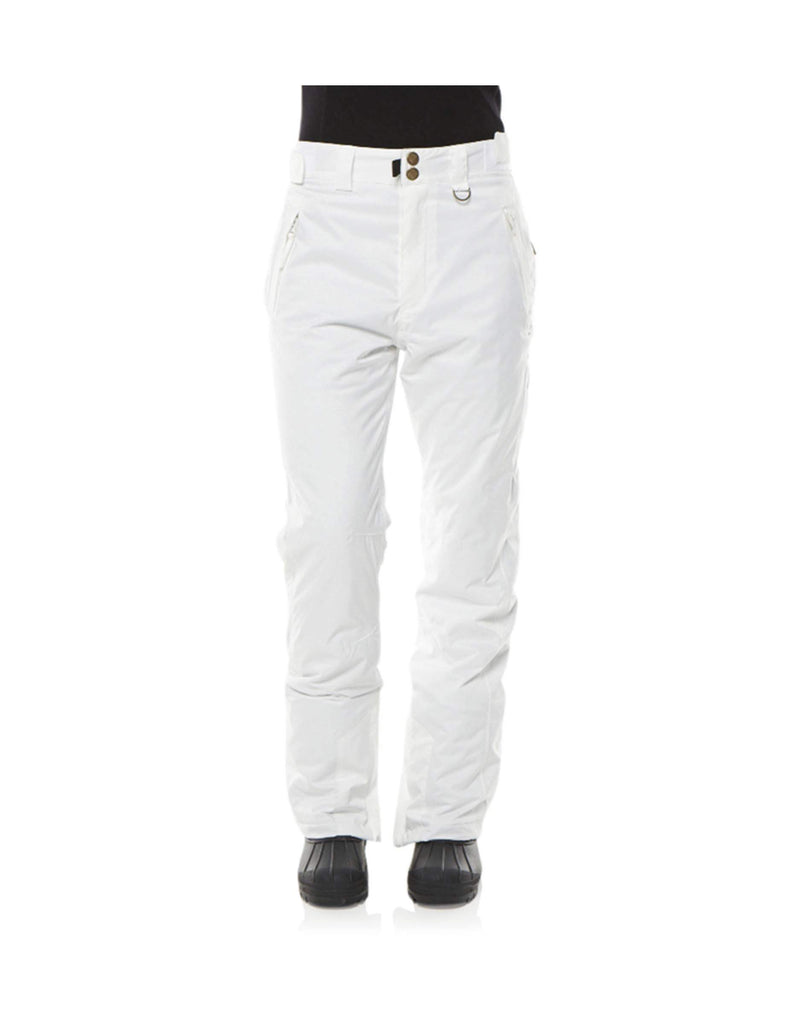 XTM Ruby Womens Ski Pants-8-White-aussieskier.com