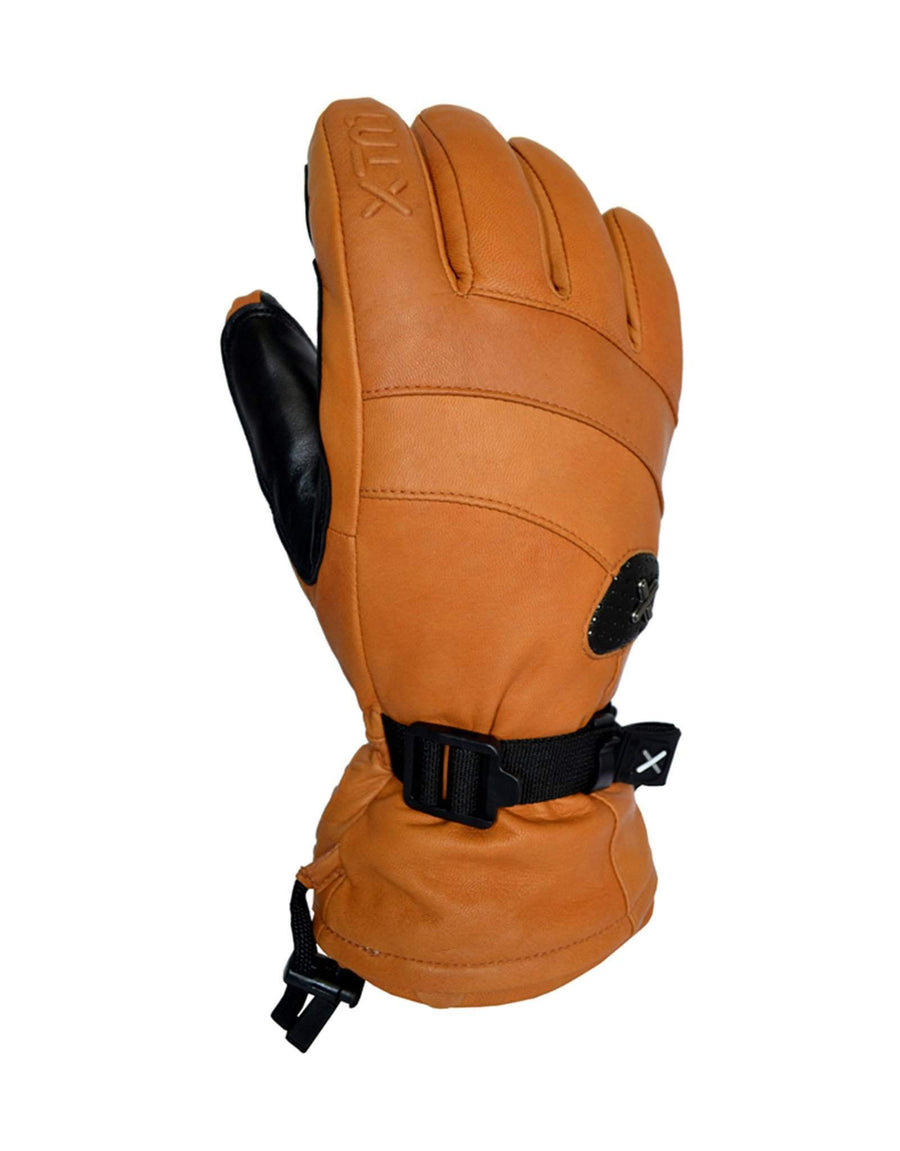 XTM Verbier Gloves-Small-Black-aussieskier.com