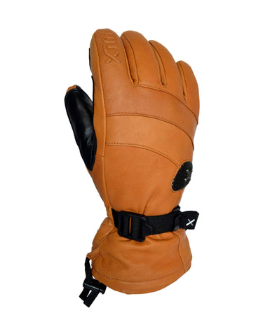 Image of XTM Verbier Gloves-Small-Tan-aussieskier.com