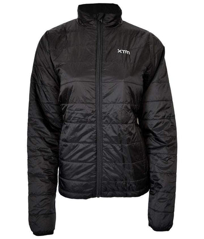 XTM Womens Down Under Puffy Jacket-10-Black-aussieskier.com