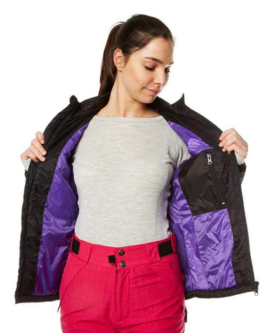 XTM Womens Down Under Puffy Jacket-aussieskier.com