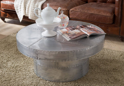 Grant Round Coffee Table