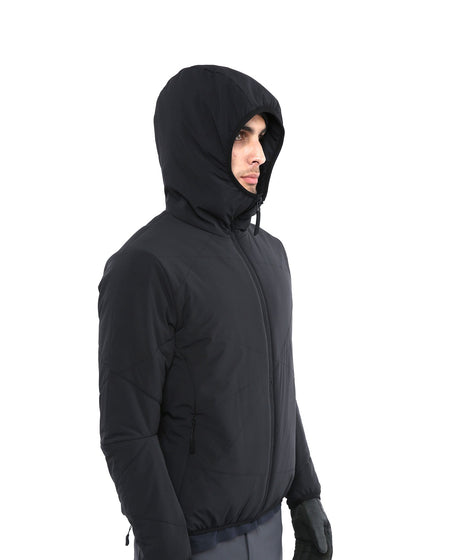 VECTOR HOODED ZIP  V2