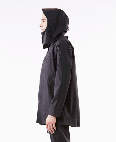 3L Hooded Mac