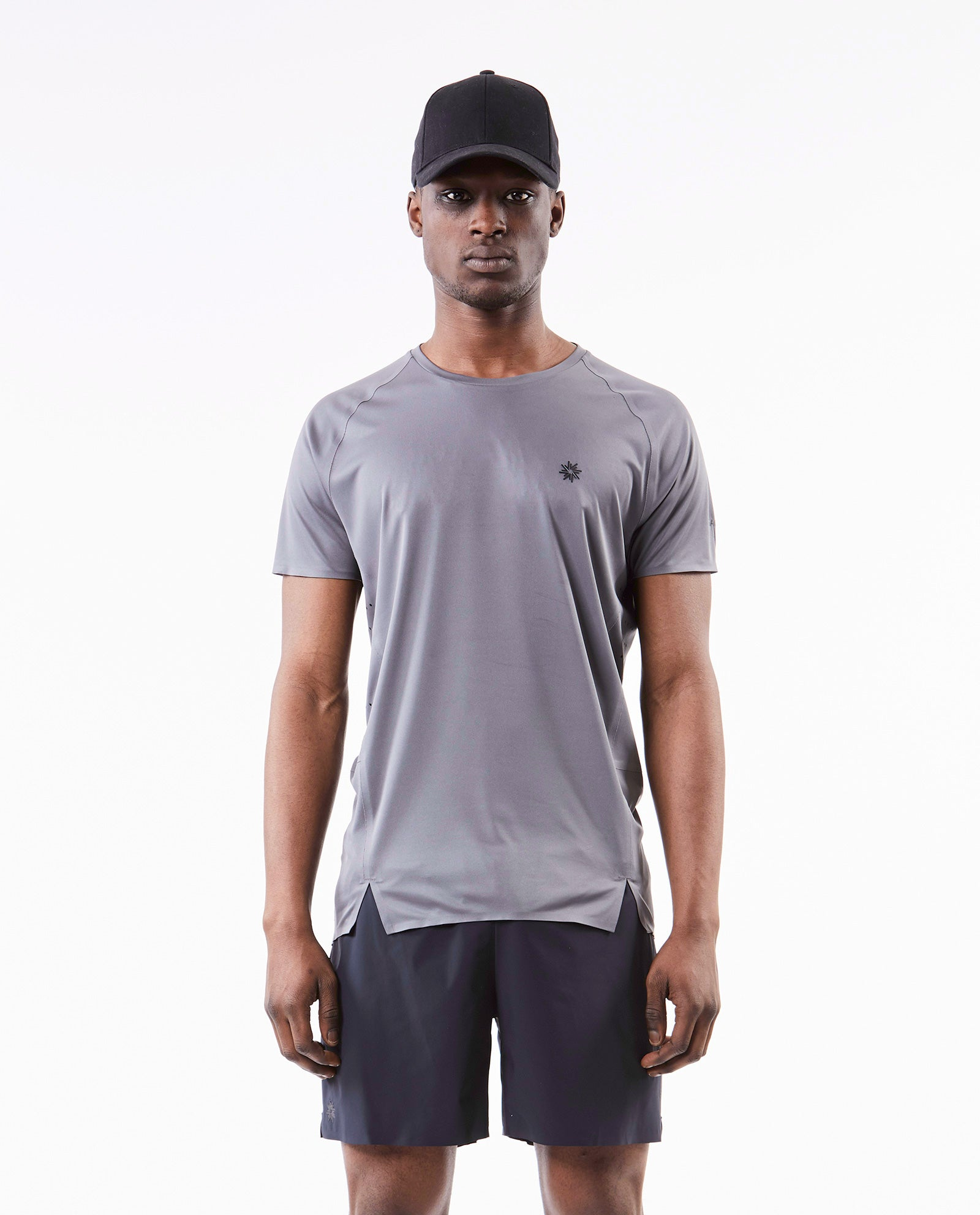 Slim Quick Dry Welded Raglan