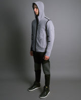 CIRCUIT HOODED ZIP in CIRCUIT HOODED ZIP