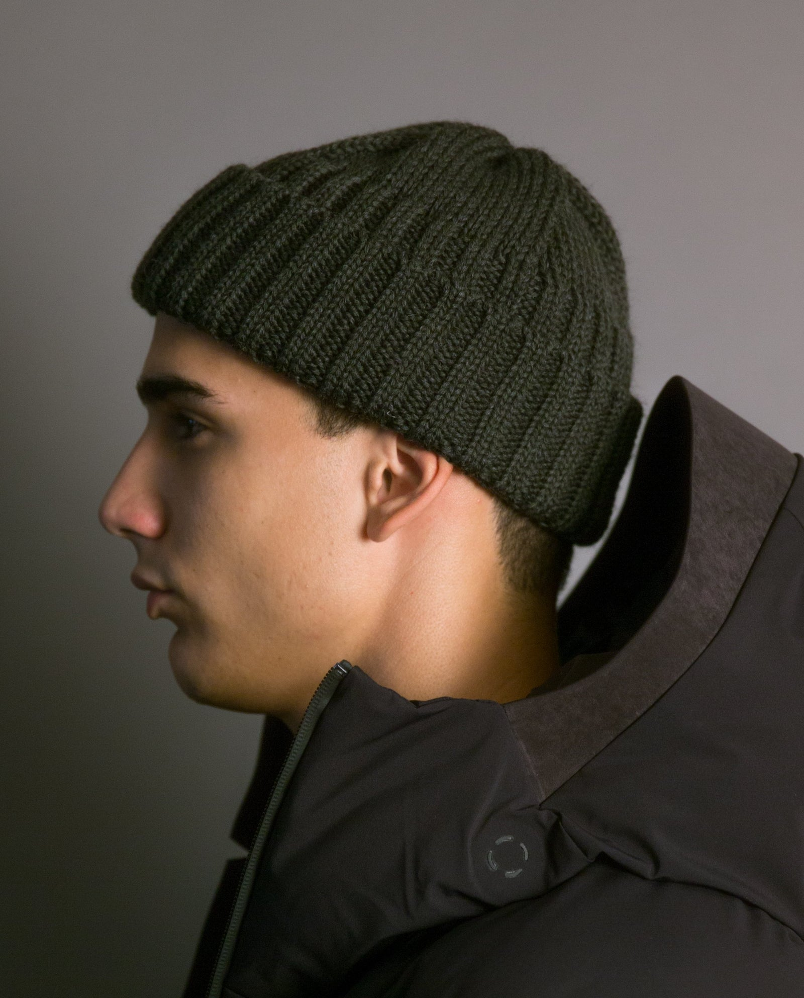 INNSBRUCK ENGINEERED RIB BEANIE