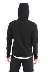 TAPED ZIP HOODY V2 in TAPED ZIP HOODY V2