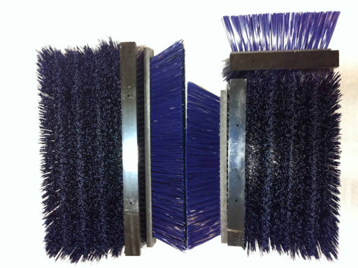 BLUE REPLACEMENT BRUSHES - GREENSGROOMER