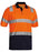 3M TAPED HI-VIS TWO TONE MICROMESH POLO SHIRT