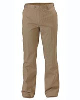CHINO PANTS - EASY FIT WAIST