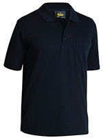 MENS POLY/COTTON POLO