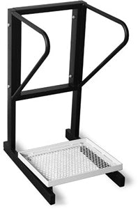 STEEL BAG STAND - SINGLE